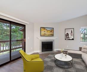 Living Room, Surprise Lake Village