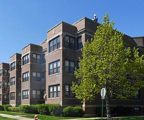 Building, 618 Hinman