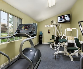 Fitness Weight Room, eaves San Dimas
