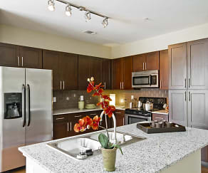 Kitchen, Arcadia's Edge