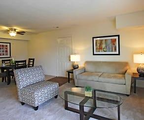Living Room, Muirfield Woods