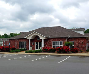 Leasing Office, White Oak Apartments