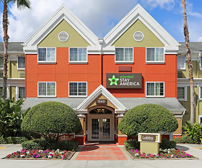 Building, Furnished Studio - Orlando - Lake Mary - 1040 Greenwood Blvd