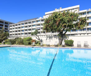 Pool, Marymount Towers
