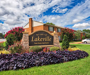 Community Signage, Lakeville Townhome Apartments