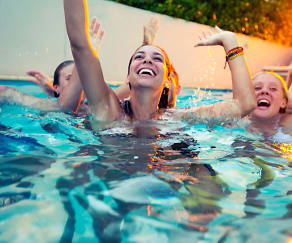 ENJOY THE POOL WITH YOUR FRIENDS., Mission Matthews Place