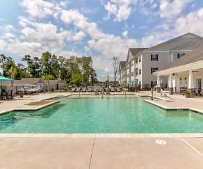 Pool, Harrington Village