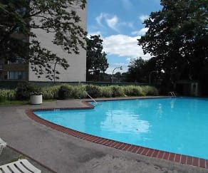 Pool, The Duffield House