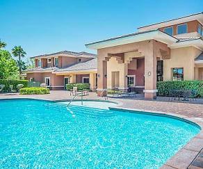 Pool, Canyon Villas