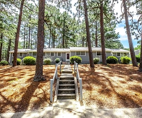 Knollwood Apartments, Ashley Heights, NC