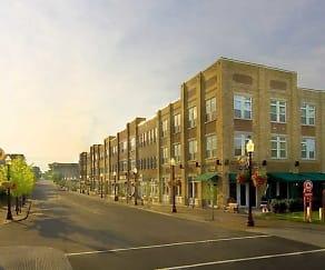 Old Town on the Monon, Carmel City Center, Carmel, IN