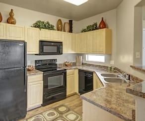 Kitchen, Natura Villas