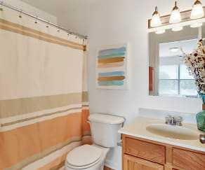Bathroom, Parkview Place