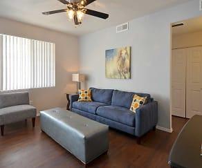 Living Room, Sandstone Ridge
