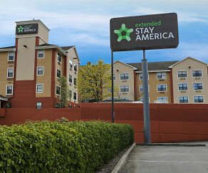 Building, Furnished Studio - Tacoma - South