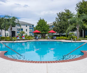 Pool, Bahia Cove Apartments