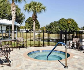 Pool, Sunlake Estates