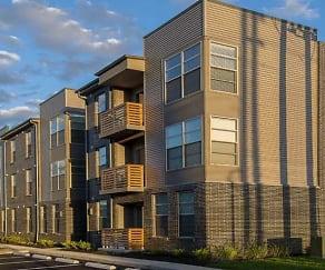 Building, Trotters Park