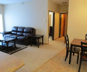 Living Room, Bison Crossing