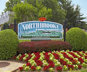 Community Signage, Northbrooke Township