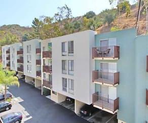 Building, Azure Glendale