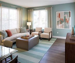 Living Room, Avalon Vista