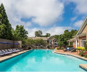 Pool, The Retreat at Peachtree City