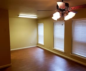 Dining Room, Barton Oaks Apts