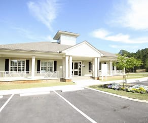 Clubhouse, Cypress Preserve