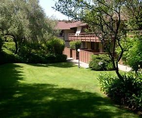 Building, Hillside Garden Apartment Homes
