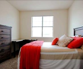 Bedroom, Camber Villas
