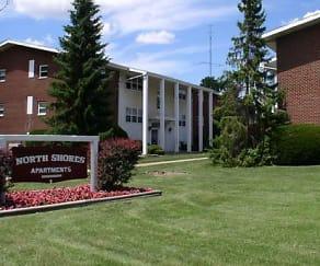 Building, Northshore Apartments