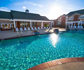 Pool, 1200 Acqua Luxury Apartments