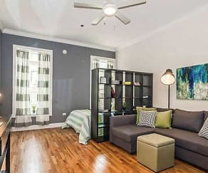 Living Room, 768 W. Jackson