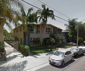 Building, El Cerrito House Apartments