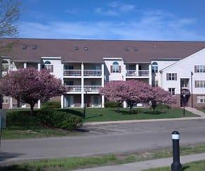 Building, Parkside Apartments