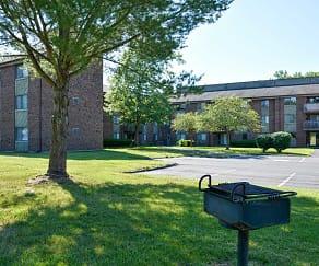 Recreation Area, Avon Mill Apartments