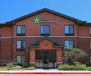 Building, Furnished Studio - San Antonio - Colonnade - Medical