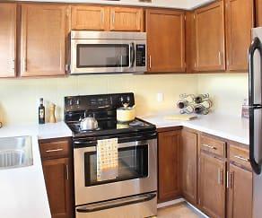 Kitchen, Autumn Ridge Townhomes and Apartments