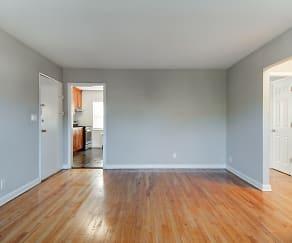 Living Room, Livingston Terrace