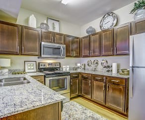 Kitchen, The Reserve at Aspen Creek