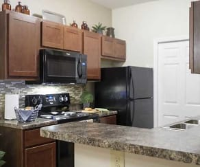 Kitchen, The Villas Of Forest Springs