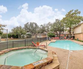 Pool, Preston Villas