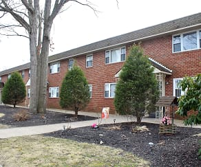 Building, Maple Grove Apartments