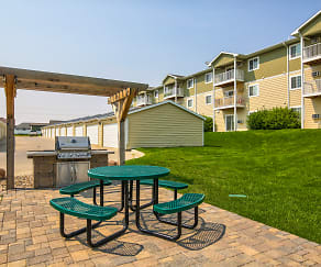 Recreation Area, Timber Trails Apartments