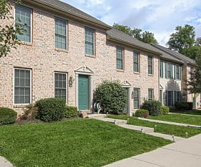 Building, Rockledge Townhomes