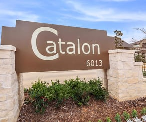 Community Signage, Catalon Apartment Homes