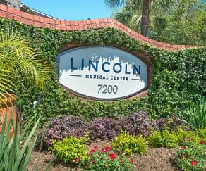 Community Signage, Lincoln Medical Center