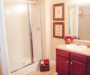 Bathroom, Lullwater At Saluda Pointe