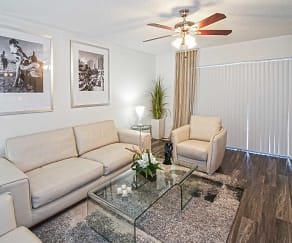 Living Room, Valencia at Doral
